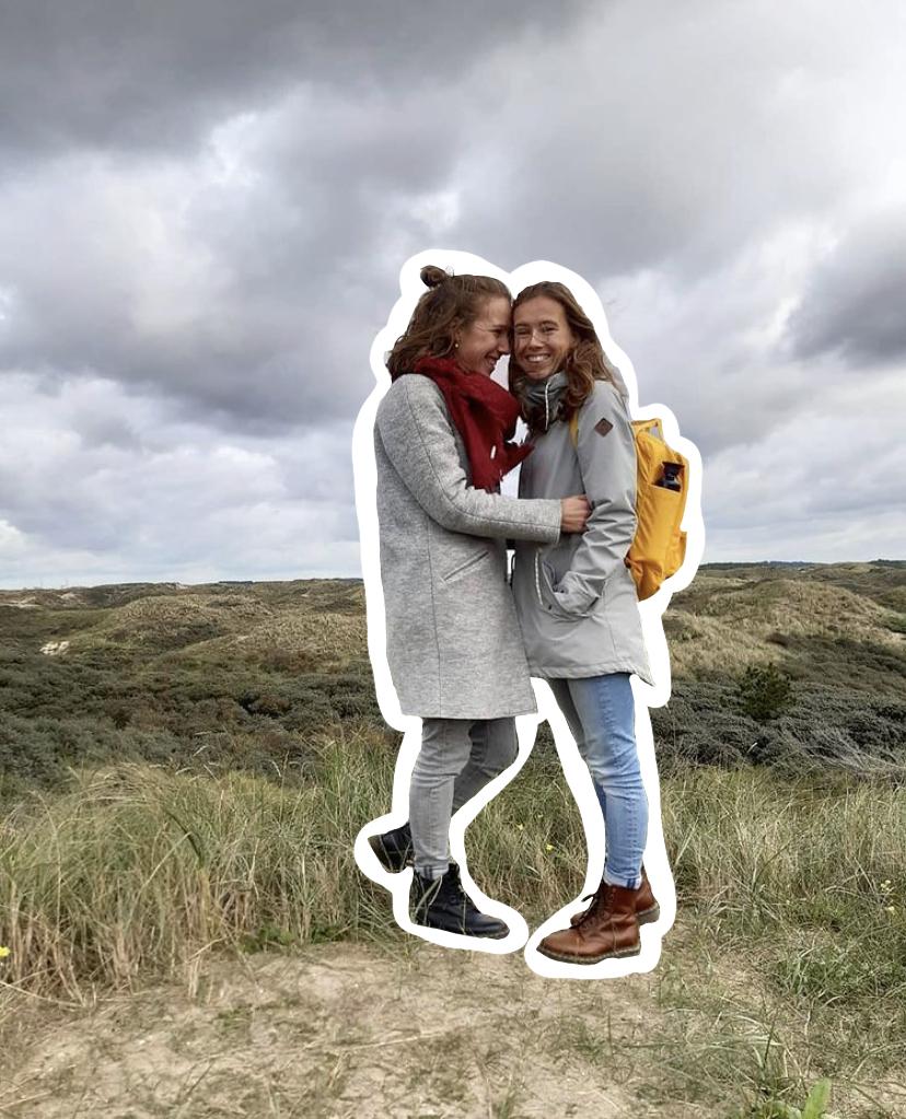 Zinnige Levenslessen Christy en Alieke Podcast Aan het eind van de Regenboog